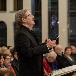 Günter Leykam als Dirigent