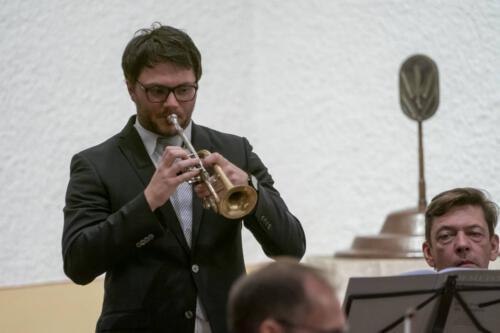 Georg Hiemer, Trompete
