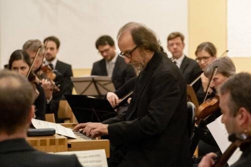 Christoph Krückl, Orgel-Continuo